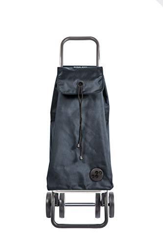 ROLSER - Shopping Trolley I-Max MF 4 Wheels Foldable - Marengo