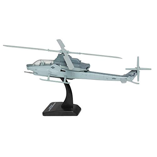 New Ray- Helicoptère Bell AH-1Z-Die Cast, 26123, 31 cm