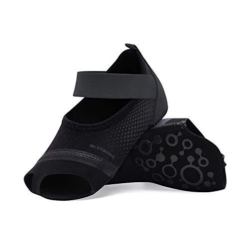 8. Alerdy Non-Slip Yoga Shoes for Women