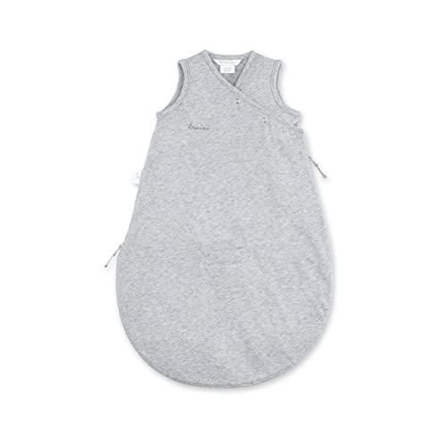 BEMINI Saco de dormir de 0 a 3 meses, color gris
