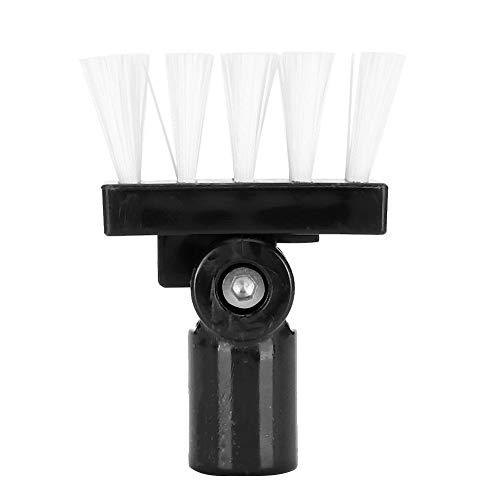 Draaibare opzetborstel voor aquarium, gebruikt met YOUTHNK opzetborstel voor aquarium