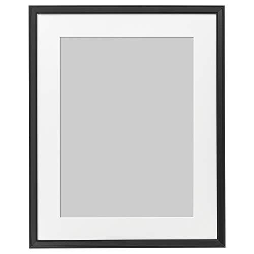 KNOPPÄNG ram 40 x 50 cm svart