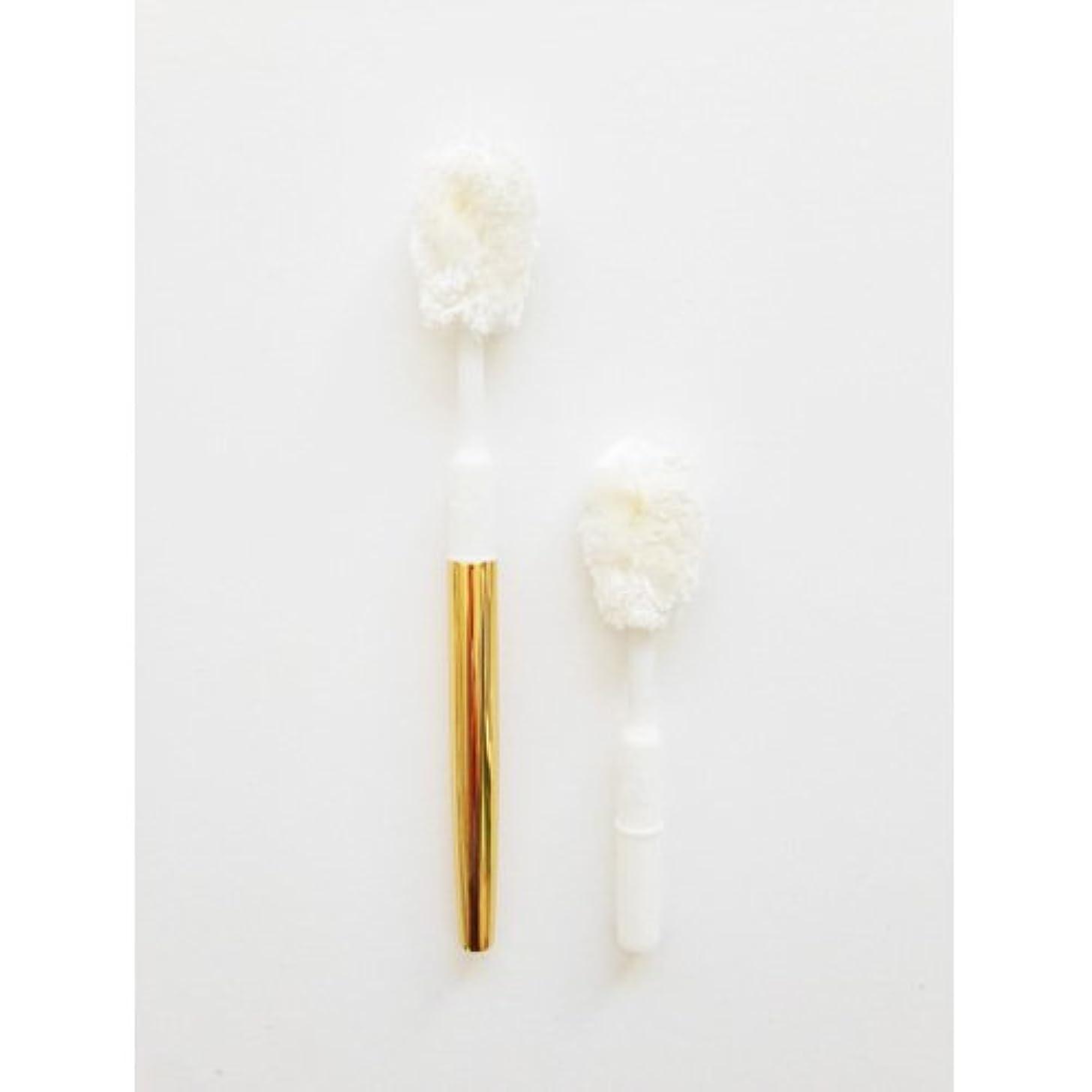 レール反論者ホイップ絹の口内専用ブラシ