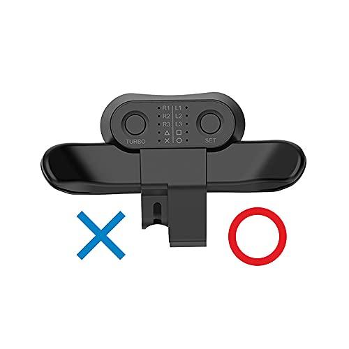Desconocido Palancas Mando PS4 - Gatillos, Botones Traseros dualshock 4 Strike Pack