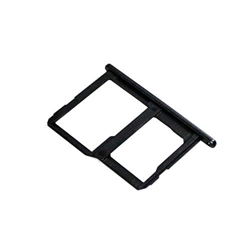 GinTai SIM Micro SD Card Tray Holder Replacement for Cricket LG X Charge M327
