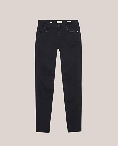 Oltre : Pantaloni Travel Skinny Paris Blu L Donna