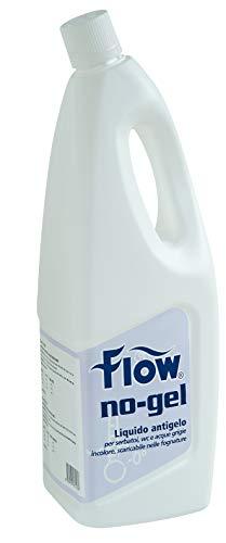 Flow Liquido Antigelo Non Inquinante Da Versare Nei Serbatoi Delle Acque Nere E Grigie Per Un Uso Dei Serbatoi Anche A Basse Temperature - 2000 Ml