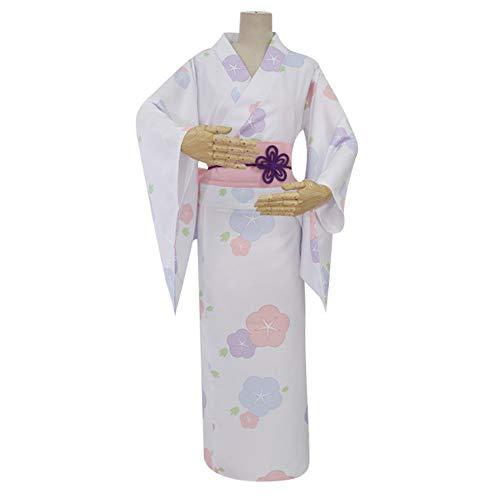 Brands Re: Zero Kara Isekai Seikatsu Ram Rem, Disfraces De Anime Japoneses, Kimono Yukata Disfraces, Mujeres Niñas Disfraces De Halloween Cosplay