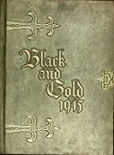(Custom Reprint) Yearbook: 1945 RJ Reynolds High School - Black and Gold Yearbook (Winston Salem, NC)