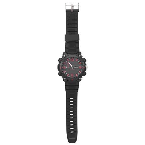 Deporte impermeable reloj almacenamiento espacio fotos deporte reloj Ip67 reloj conveniente 32G intimidad protección segura para al aire libre