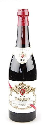 Wein 1961 Barolo Riserva Giacomo Morra - Tipp!!