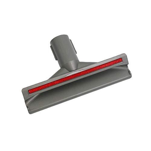 XCZQ Gtr17 Cabezal de Cepillo de aspiradora Adaptada V7V8V10V11 Colchón de succión de la Boca Ancha Cabeza de succión (Color : Black)