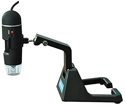 Lupa digital de mano, Cámara digital Microscopio 25-600 Tiempos 2 millones de píxeles lupa electrónica puerto USB del ordenador de medición - for Inspección Industrial, Componente de ordenador Pasatie