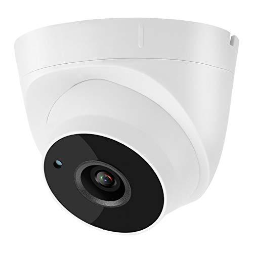Cámara, cámara de seguridad con protocolo de monitoreo de domo 100-240V, cámara de vigilancia HD para oficinas al aire libre(European regulations)