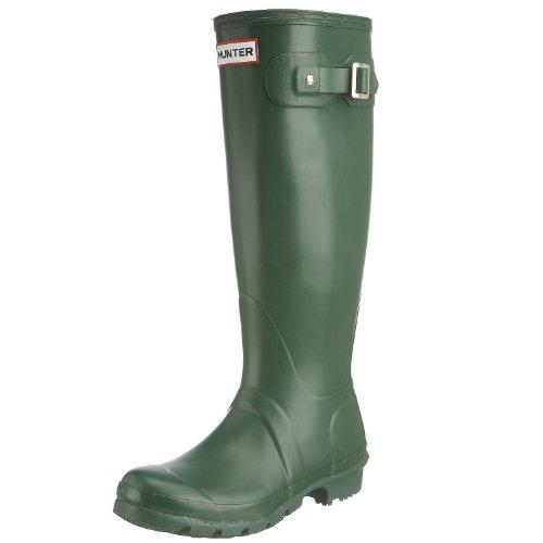 B002CQU0D2 - Hunter Original Tall, Bottes femme - Vert (Green), 35-36 EU Vert (Green) 35/36 EU