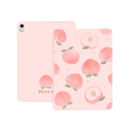 SUNQQA Cute Peach For IPad AIR 3 10.5 Pro 2020 11 Inch Cases 2019 For IPad 2017 2018 Air2 9.7 Mini 5 Cover With Pencil Slot Case (Color : 2Y241, Size : For iPadPro 10.5inch)