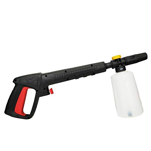 Car Wash hogedrukstraal waterpistool met Snow Foam Lance for Car Clearing Quick Release Wassen Accessoires
