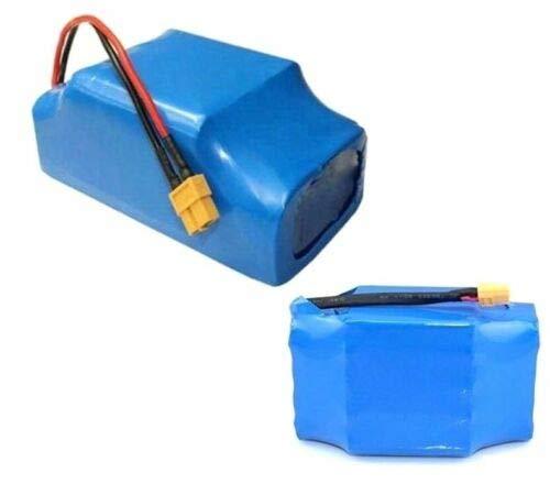 DOBO Batería de repuesto de litio de 36 V 4 Ah para Smart Balance Overboard Hoverboard de 6,5 / 8 / 10 pulgadas, repuesto de baterías lipo