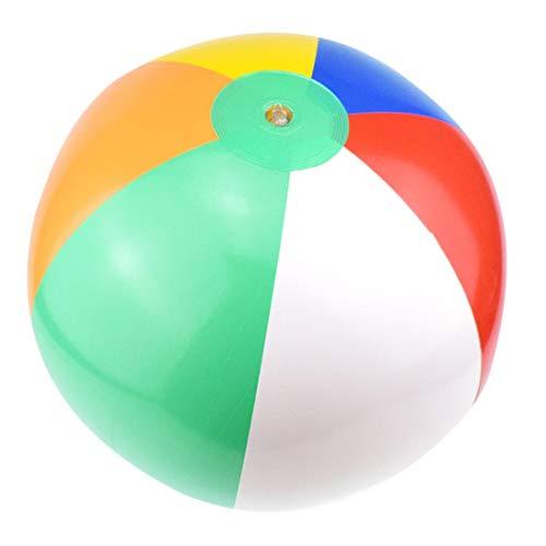 Gran promoción de 25 cm, vacaciones al aire libre, piscina, fiesta, jardín, playa, fútbol, juguete de seguridad para niños