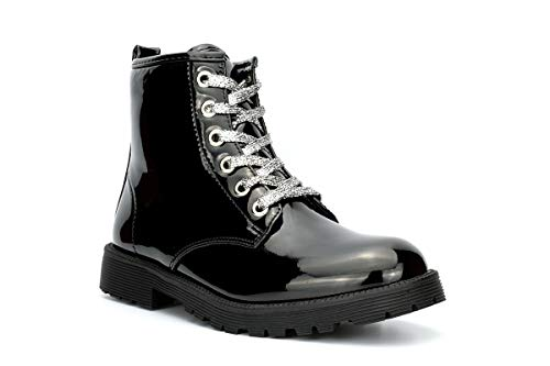 Girls Military Boots Girls Combat Boots Girls Ankle Boots Womens Boots...