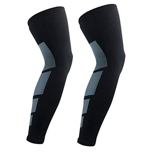 Rodillera, soporte para rodilla, chebao, 1 pieza de rótula de baloncesto, almohadilla protectora para equipo deportivo de seguridad (blanco XL)