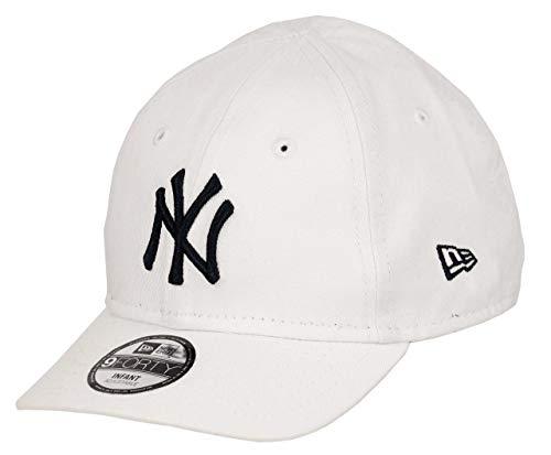New Era New York Yankees Cap MLB Kinder Baby Kappe Verstellbar Baseball Cap Weiss - Infant
