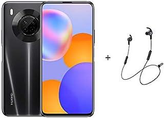 "HUAWEI Y9a Smartphone, Dual SIM, 128 GB ROM, 8 GB RAM, 4200 mAh, 6.63"" Display - Midnight Black + AM61 BT Headphones"