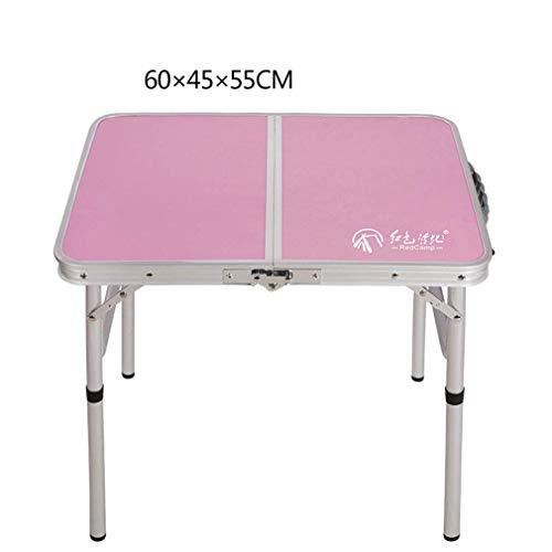 Klaptafel/stoel, outdoor draagbare rechthoekige tafel tuindeterras barbecueparty tafel platformen & staanders eettafels (kleur: C) C