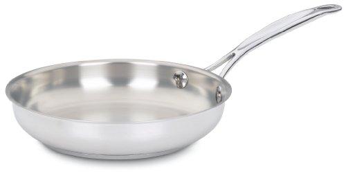 Cuisinart 8-inch Stainless Skillet
