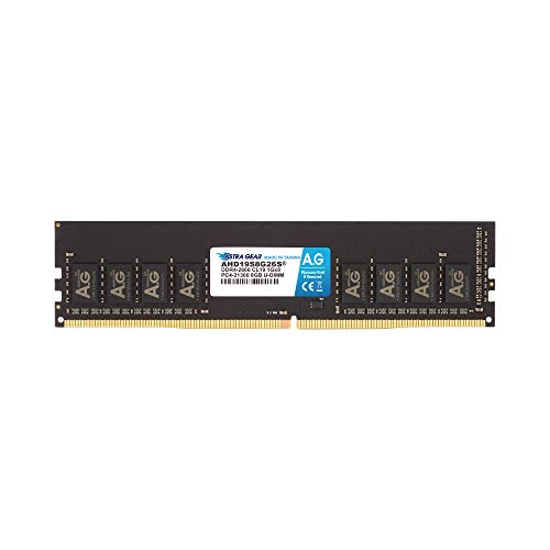 Astra Gear 8GB(8GBx1) 2666MHz DDR4 Desktop Ram Memory Module U-DIMM CL19 System Upgrade(AHD19S8G26S). Buy it now for 31.99