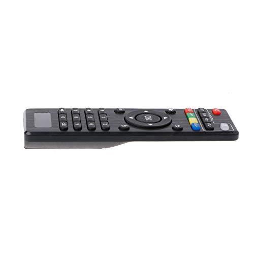 fivekim - Mando a Distancia por Infrarrojos para TV Box H96 Pro +, M8N, M8C, M8S, V88, X96, Negro