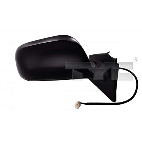 DAPA ML1643 left side mirror manually adjustable in black drivers side
