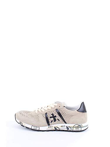 PREMIATA Eric 5256 - Zapatillas deportivas para hombre Beige Size: 41 EU