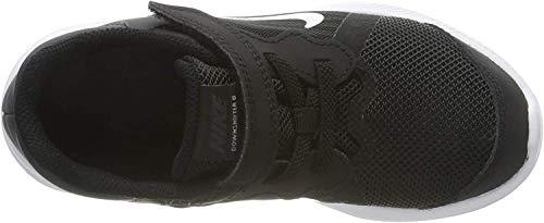 Nike Boy's Downshifter 8 (TDV) Running Shoes (5 M US Toddler, Black/Anthracite/White)