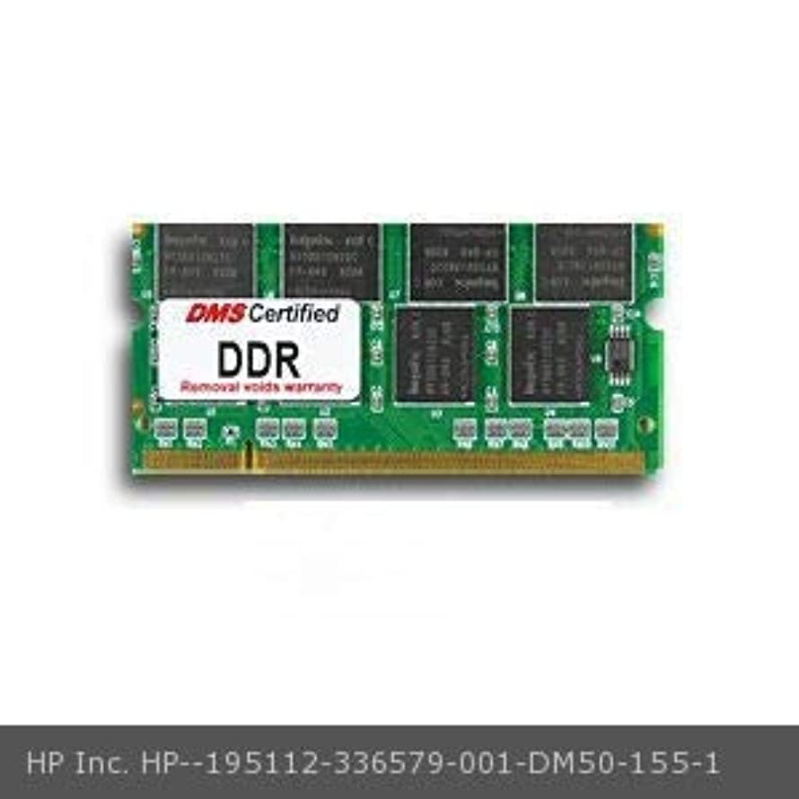 DMS Compatible/Replacement for HP Inc. 336579-001 Business Notebook nx7010 1GB DMS Certified Memory 200 Pin DDR PC2700 333MHz 128x64 CL 2.5 SODIMM - DMS