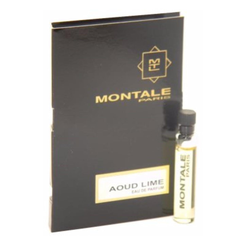 広げる論争そっとMontale Aoud Lime EDP Vial Sample 2ml(モンタル ウード ライム オードパルファン 2ml)[海外直送品] [並行輸入品]