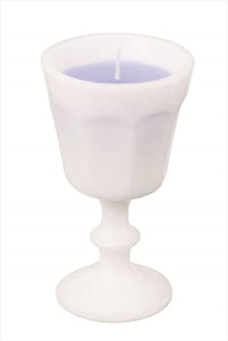 右乱用予測するカメヤマキャンドル( kameyama candle ) ワイングラスキャンドル