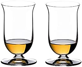 Riedel VINUM Whisky Glass, Set of 2, Clear