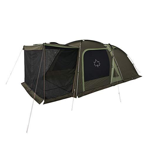 画像4: LOGOS(ロゴス)の「3ルームテント」をご紹介 大人気テントがさらにパワーアップ!