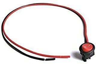 Feather butterfly Replace Hoover Elite Rewind Vacuum Cleaner On Off Switch # 270046001