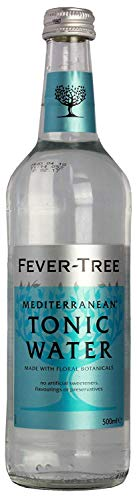Fever-Tree Mediterranean Tonic Water 4 x 500ml
