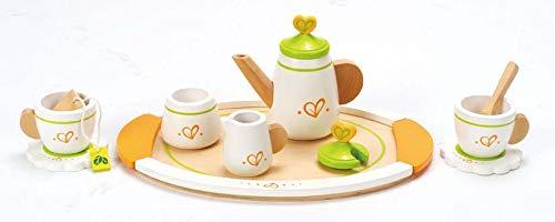 Hape Teeservice für zwei Teaparty-Spielset aus Holz von Hape