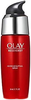 Olay Regenerist Face Moisturizer Micro-Sculpting Serum, 1.7fl oz