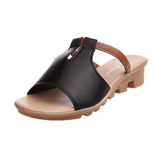 tongs sandales plates tongs chausson chaussette reef aqualung mule confort chaussons sabot 32 plastique enfant chausson fille sabot(noir,35)