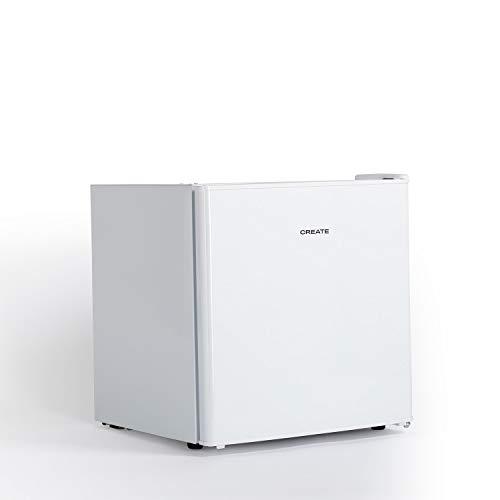 CREATE IKOHS Fridge MINIBAR 50 - Nevera Mini Bar, 43 L de Capacidad, Eficiencia energética A++, Bajo Consumo, 65W, Puerta Reversible (Blanco)