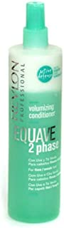 Equave 2 Phase Finos Y Volumen Acondicionador 500ml Revlon Profesional Trust Quality