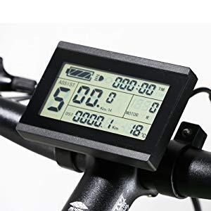 E-Bike Mountainbike 1000W Extrbici XF800 Fatbike Bild 4*
