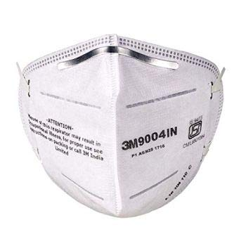 9004IN (White) Dust/Mist Respirator - Pack of 15