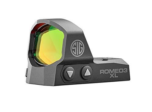 Sig Sauer ROMEO3 XL 1X35 MM Red Dot Sight, 6 MOA Red Dot...