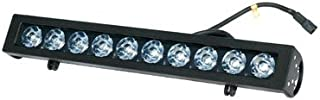 100 Watt LED Light - 9000 lumens - 9-48 Volts DC - Adjustable Surface Mount(-White-Flood)
